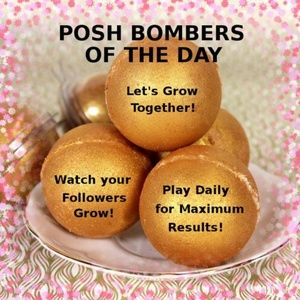 8/19 Posh Bombs of the Day